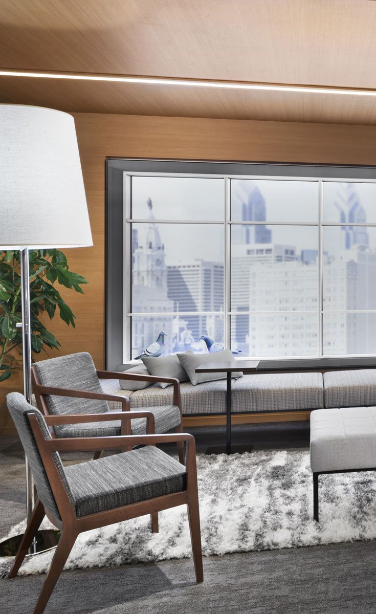 Lounge area at Chicago showroom.   Lounge areas, Lounge ...