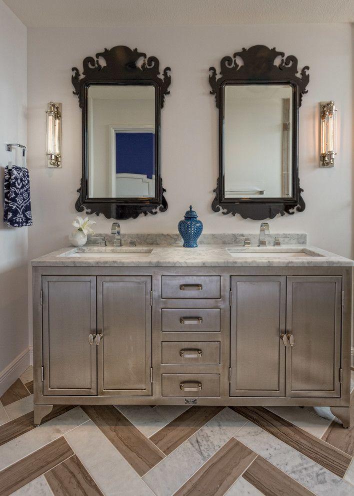 Beautiful Transitional Bathroom Vanities   Google Search