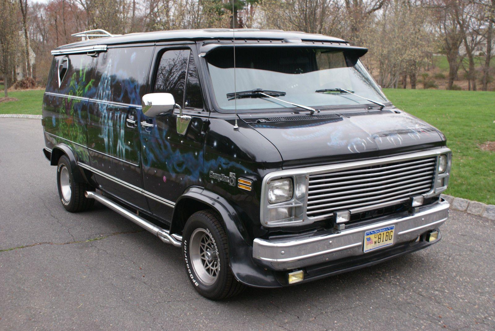 chevrolet g20 van custom chevrolet vans and custom vans. Black Bedroom Furniture Sets. Home Design Ideas