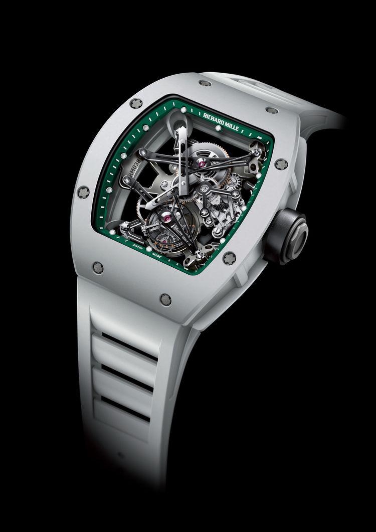 Richard Mille RM038 Bubba Watson Victory Watch