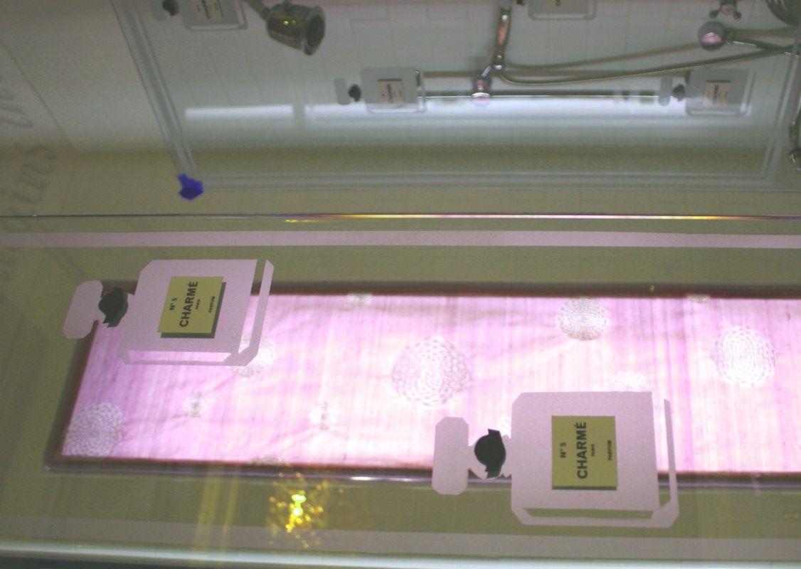 Purple Themed Bathroom