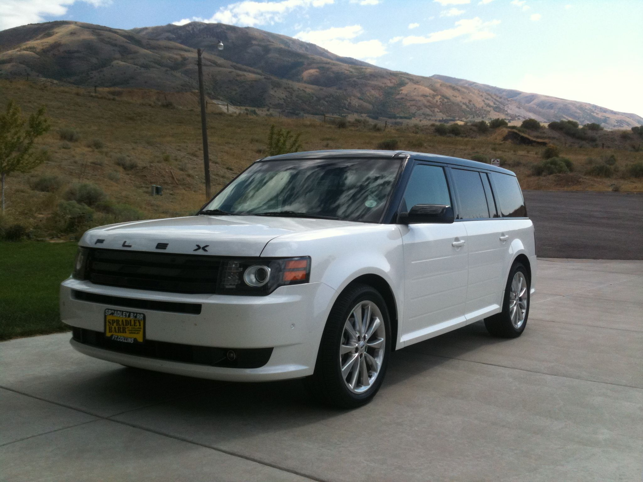 Our 2012 ford flex has been a great vehicle