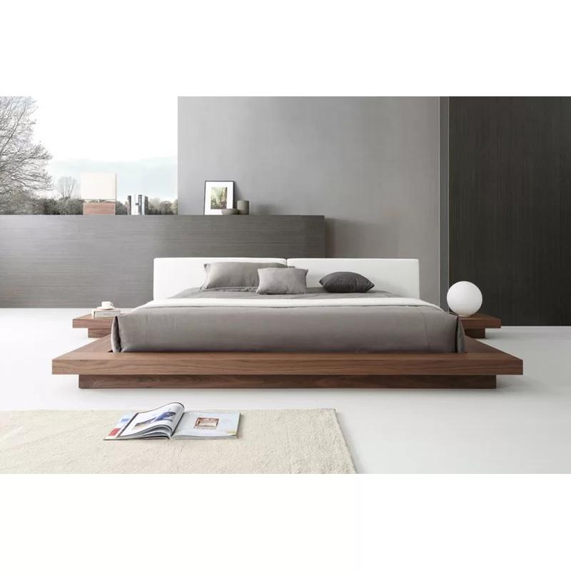 Noblitt Upholstered Platform Bed in 2020 Platform bed