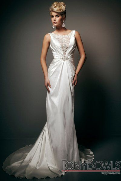 Tony Bowls Bridal Wedding Dresses Photos On Weddingwire Wedding