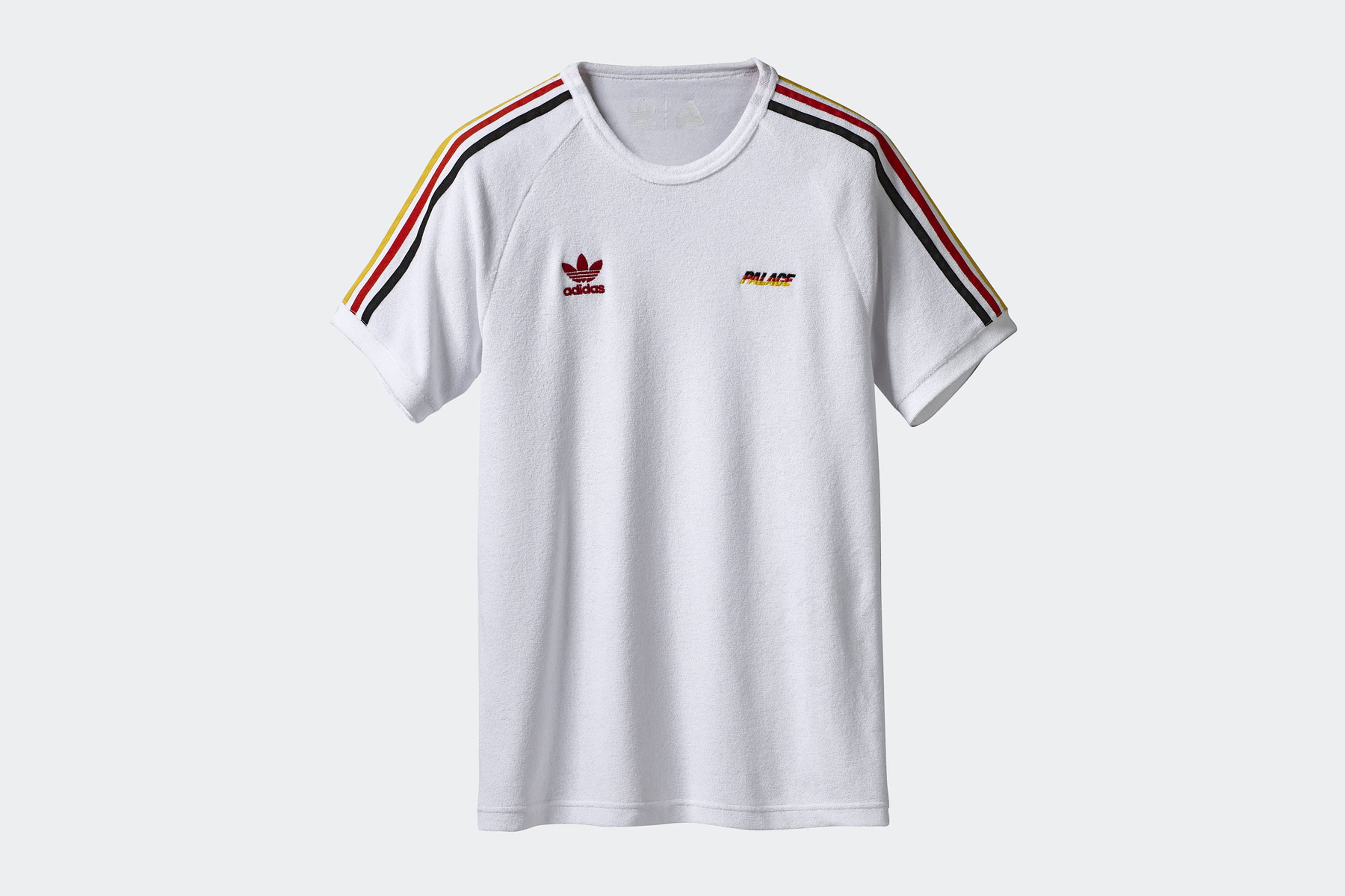 new styles d572a eac56 Palace x adidas Originals Summer 2018 Collection with World Cup Vibes - EU  Kicks  Sneaker Magazine