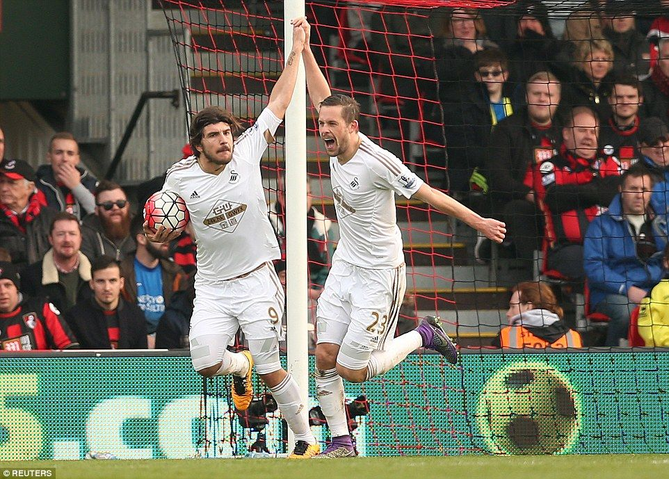 Bournemouth 3-2 Swansea City: Late Steve Cook Header Seals