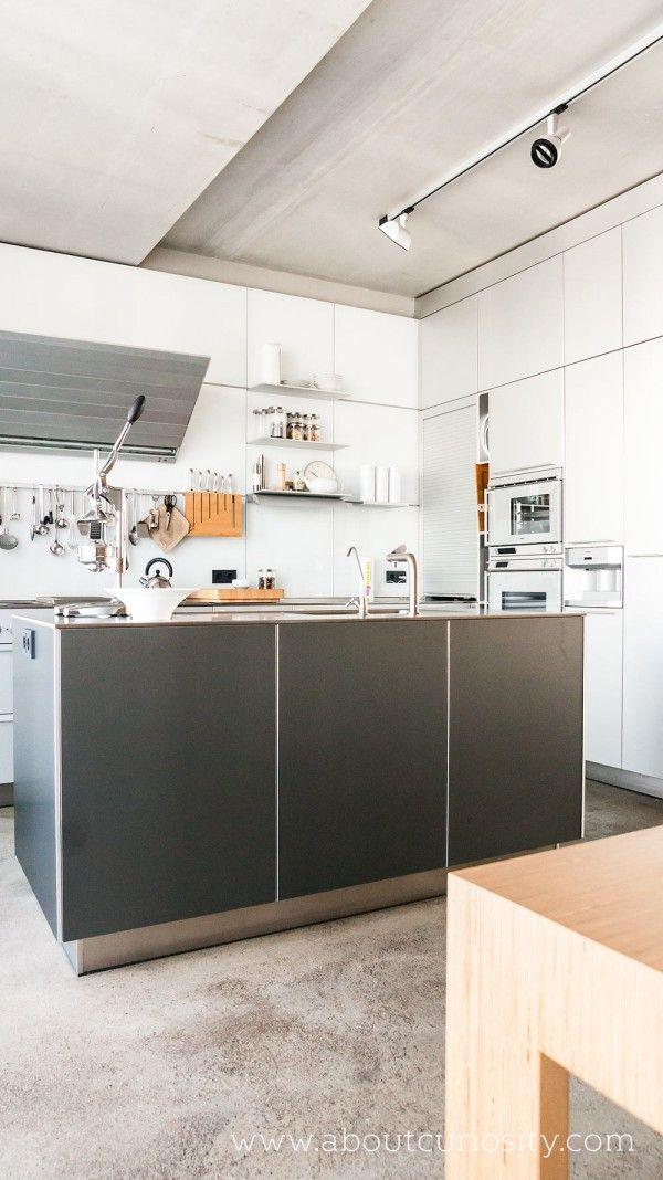 bulthaupt kitchen    typograph erik spiekermann in berlin - bulthaup küchen berlin