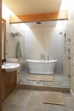Tiny Wet Bathroom Designs | Wet Room Design Ideas, Pictures, Remodel, And  Decor