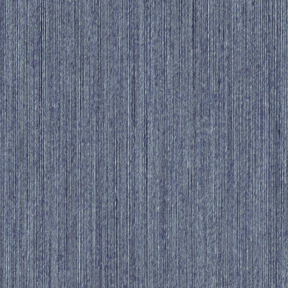 Navy Grasscloth Wallpaper: Philips Jefferies Sapporo Linen Fiber