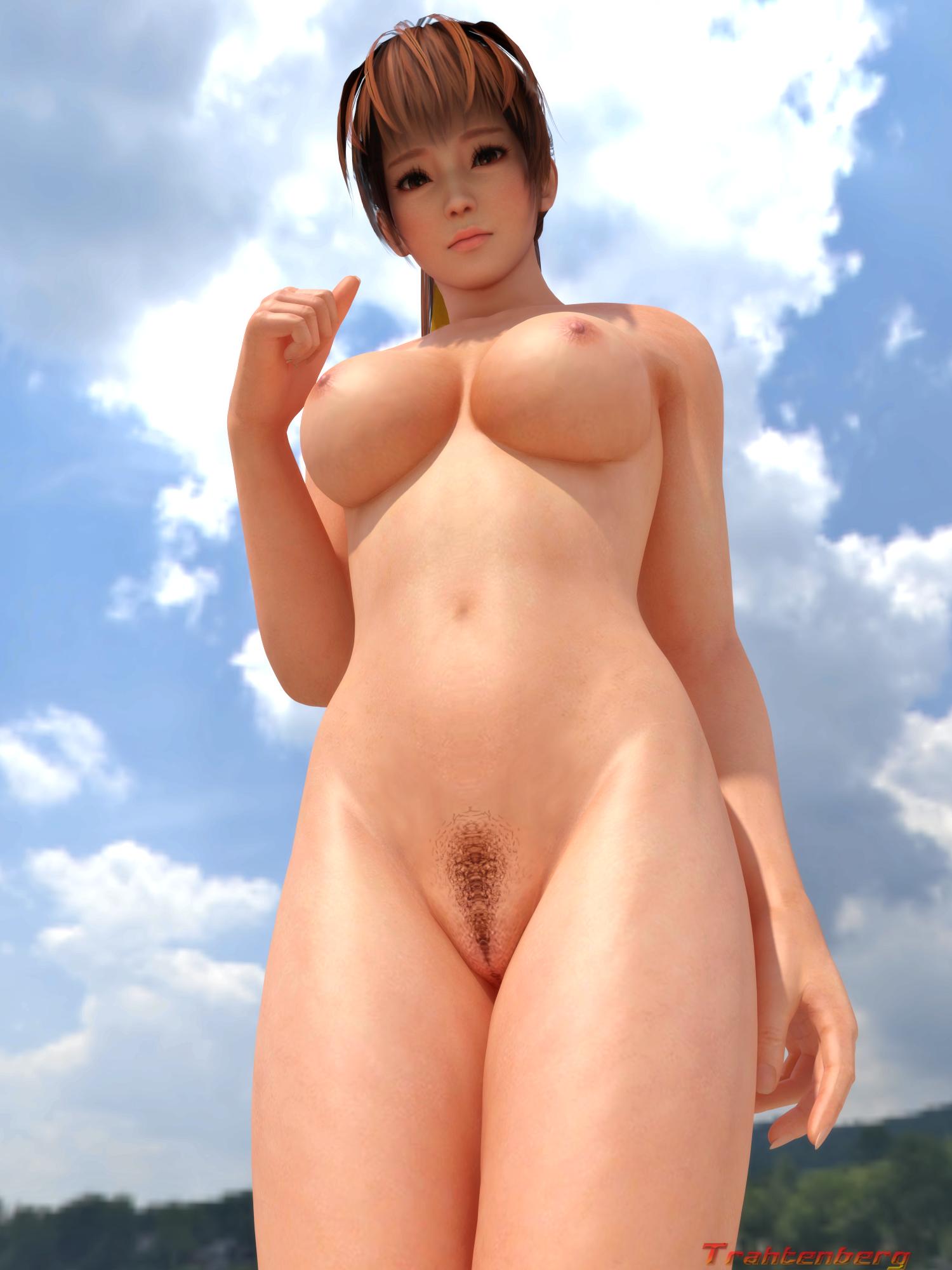 doa5 nude kasumi Sexy Kasumi 2 (Nude ver.) by Trahtenberg.deviantart.com on @