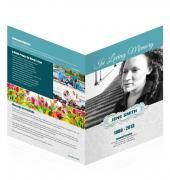create funeral program using templates online at www quickfuneral