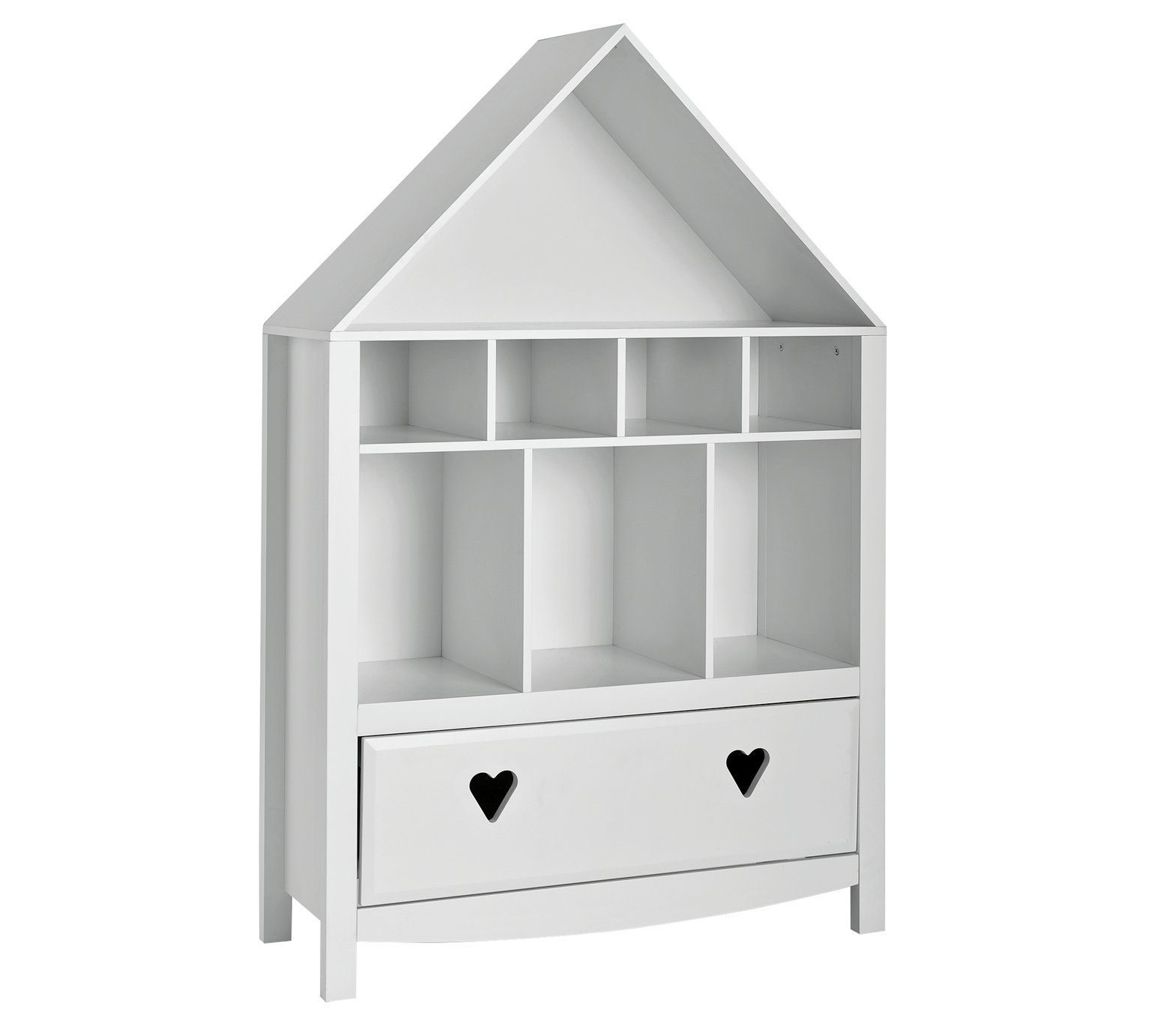 Buy Collection New Mia Bookcase - Kids Toy Boxes And
