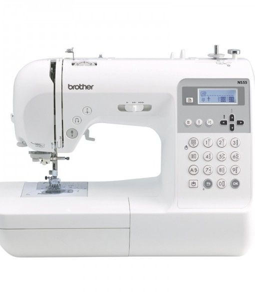 Brother NS55 | Brother sewing machines, Sewing machine ...
