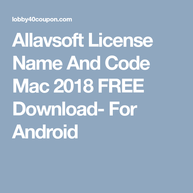 """{80 off} Allavsoft Promo Code April""""2020 (With images"""