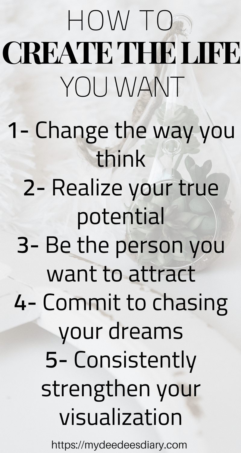 How To Use The Law Of Attraction To Create The Life You