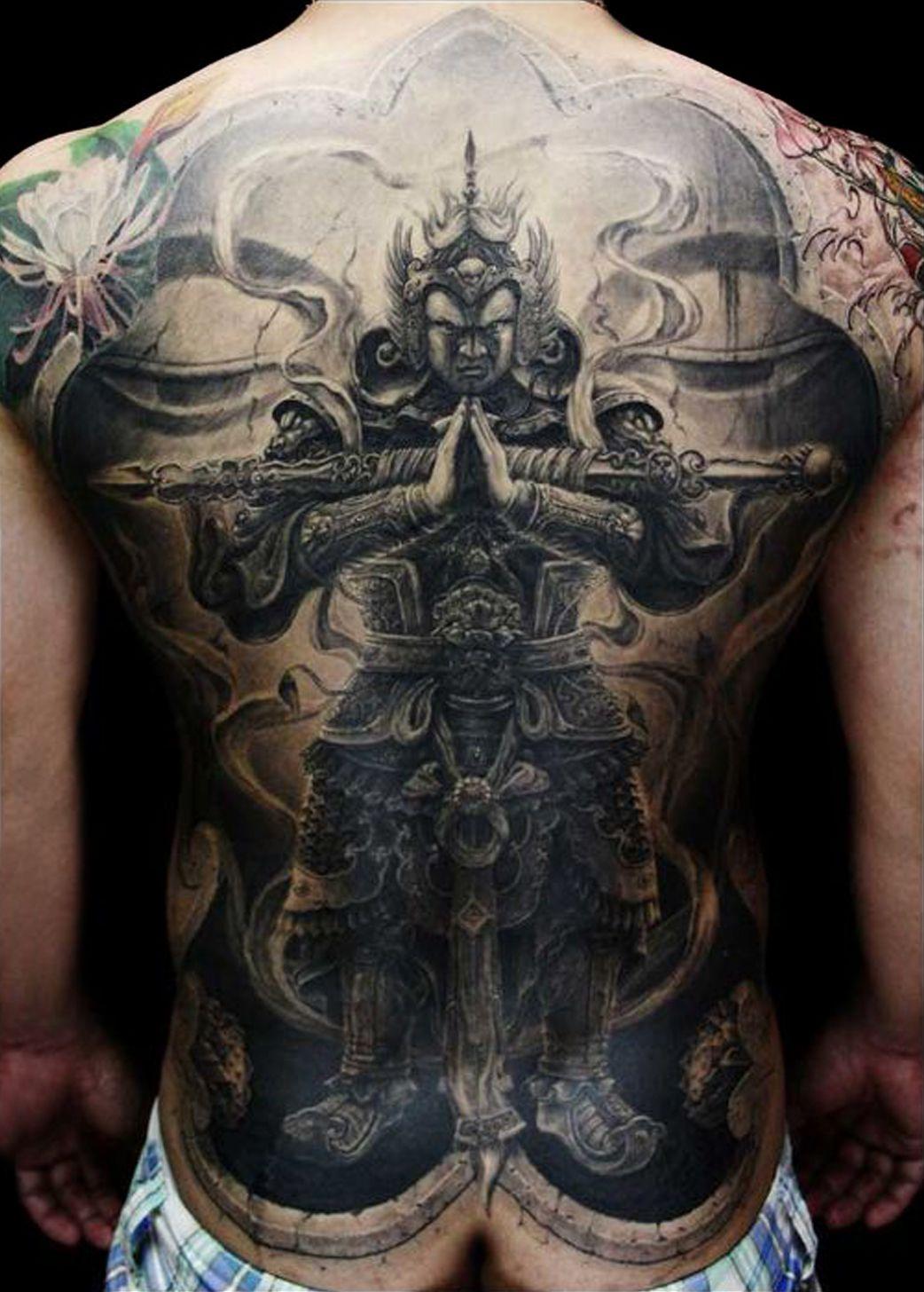 Pin Od Edyta Kalinowska Na Dziara Tatuaż Na Plecach