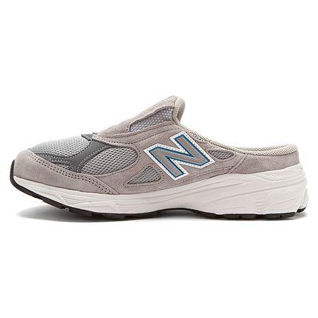 New Balance W990v3 Slip-On | Women's - Grey