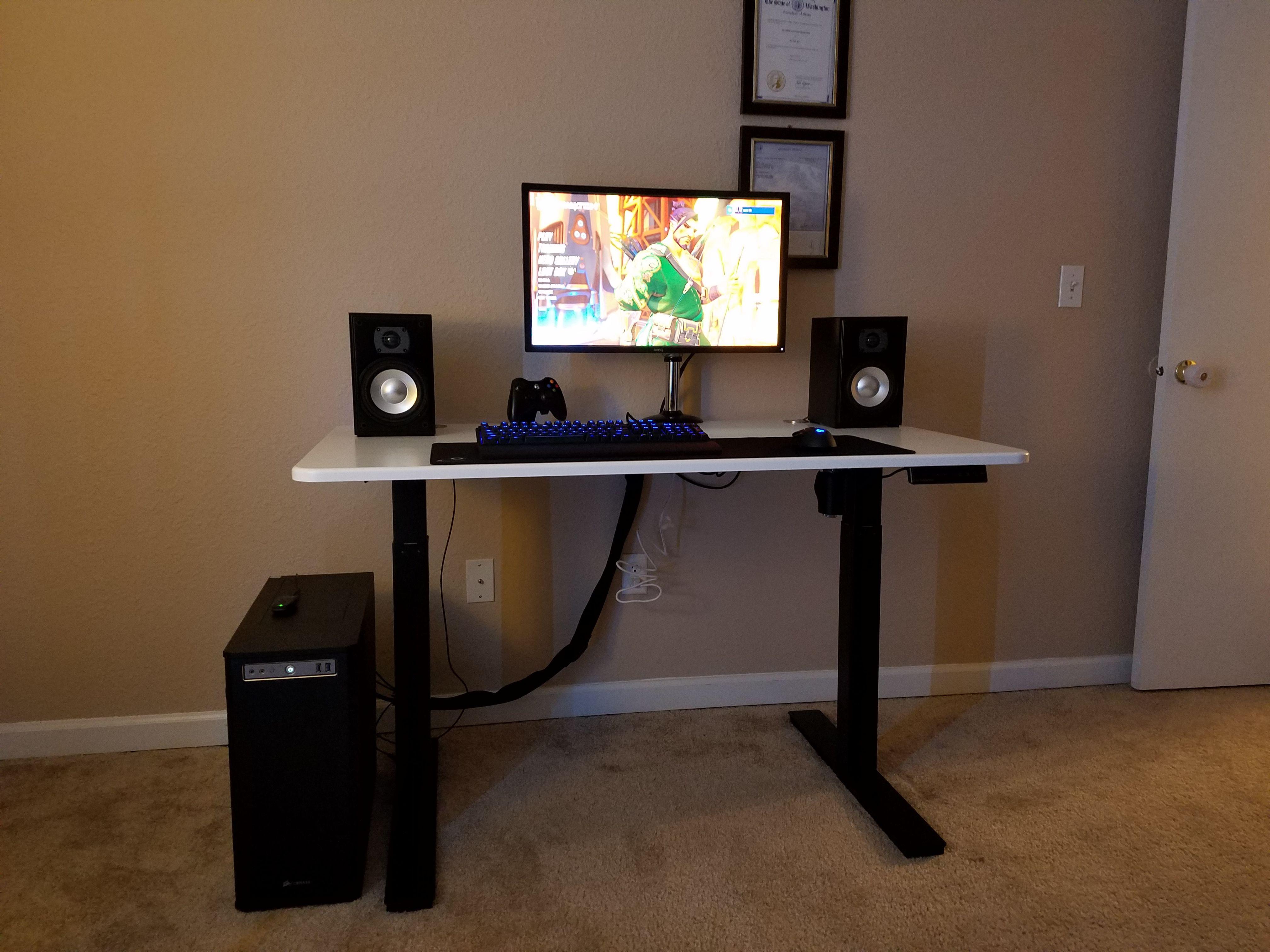 Finally Got My Autonomous Smart Desk