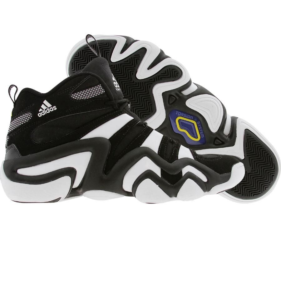 Adidas Crazy 8 (black1 / runninwhite / black1) G21939 - $99.99 � Basketball  SneakersSneakers ...