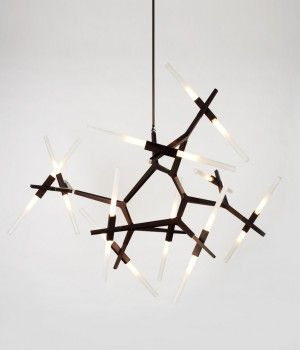 Agnes Chandelier - 20 Bulbs - from Roll and Hill