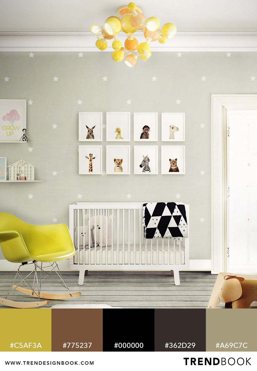 Nursery Trends 2020.Mint The Spring Summer 2020 Colour Trend Baby Room Decor