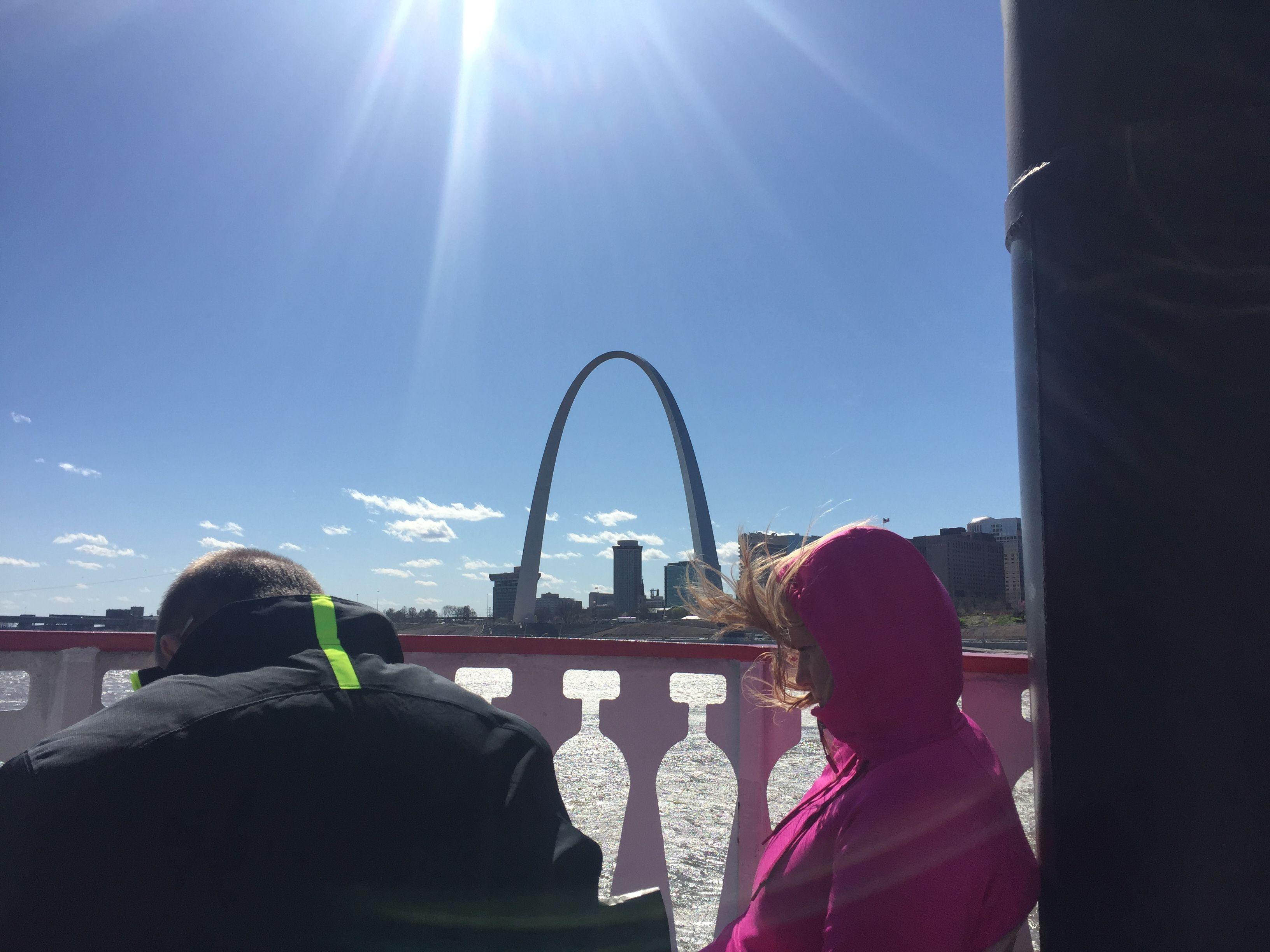 St Louis Arch  Places To Visit  Pinterest  Saint louis arch