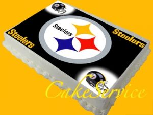 Steelers Cake Cake and Pittsburgh steelers