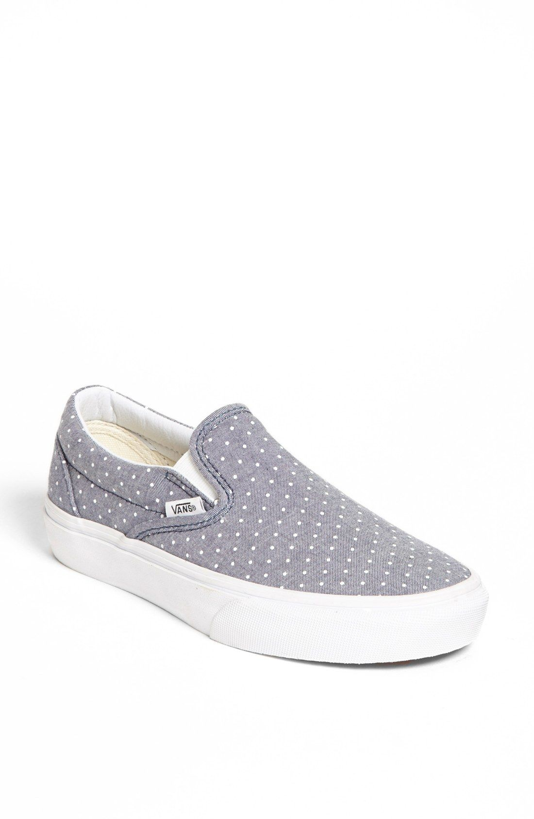 Polka dot Vans. These are everything. | Shoe Obsessed in