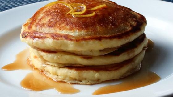 Lemon Ricotta Pancakes Recipe In 2020 Lemon Ricotta Pancakes Ricotta Pancakes Food Recipes