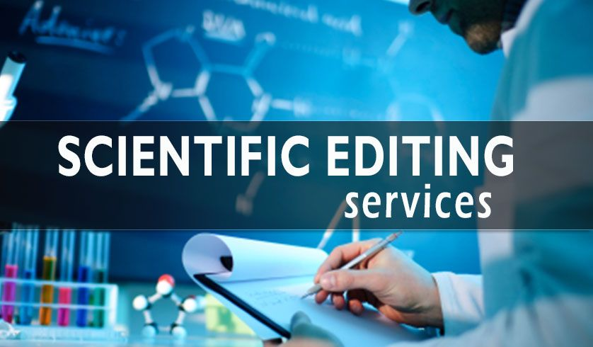 Image result for Scientific Editing