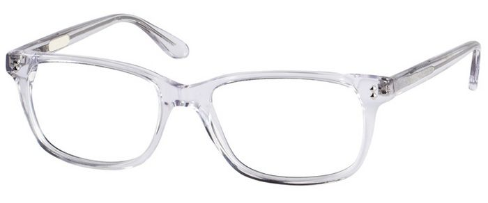 frame with light thin rx lenses uv scratch coatings and polished edges