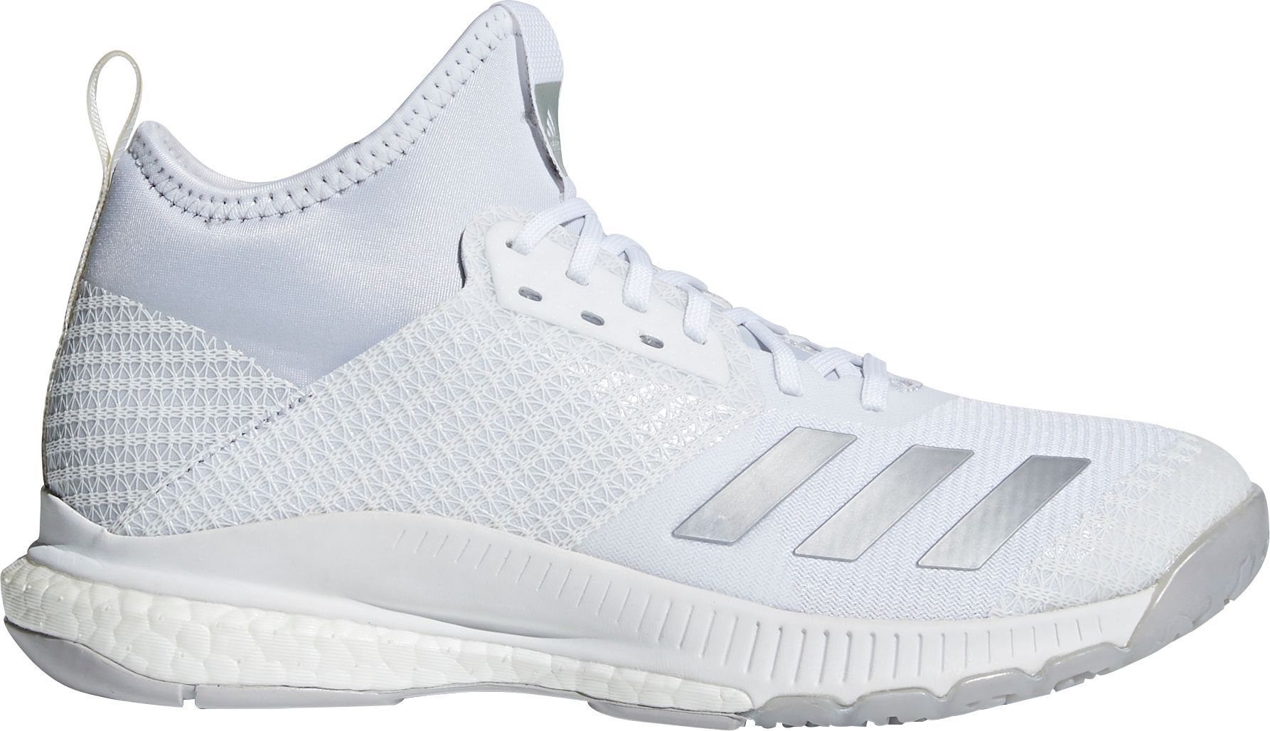 Adidas Women S Crazyflight X Mid Volleyball Shoes Volleyball Shoes Adidas White Shoes Adidas Women