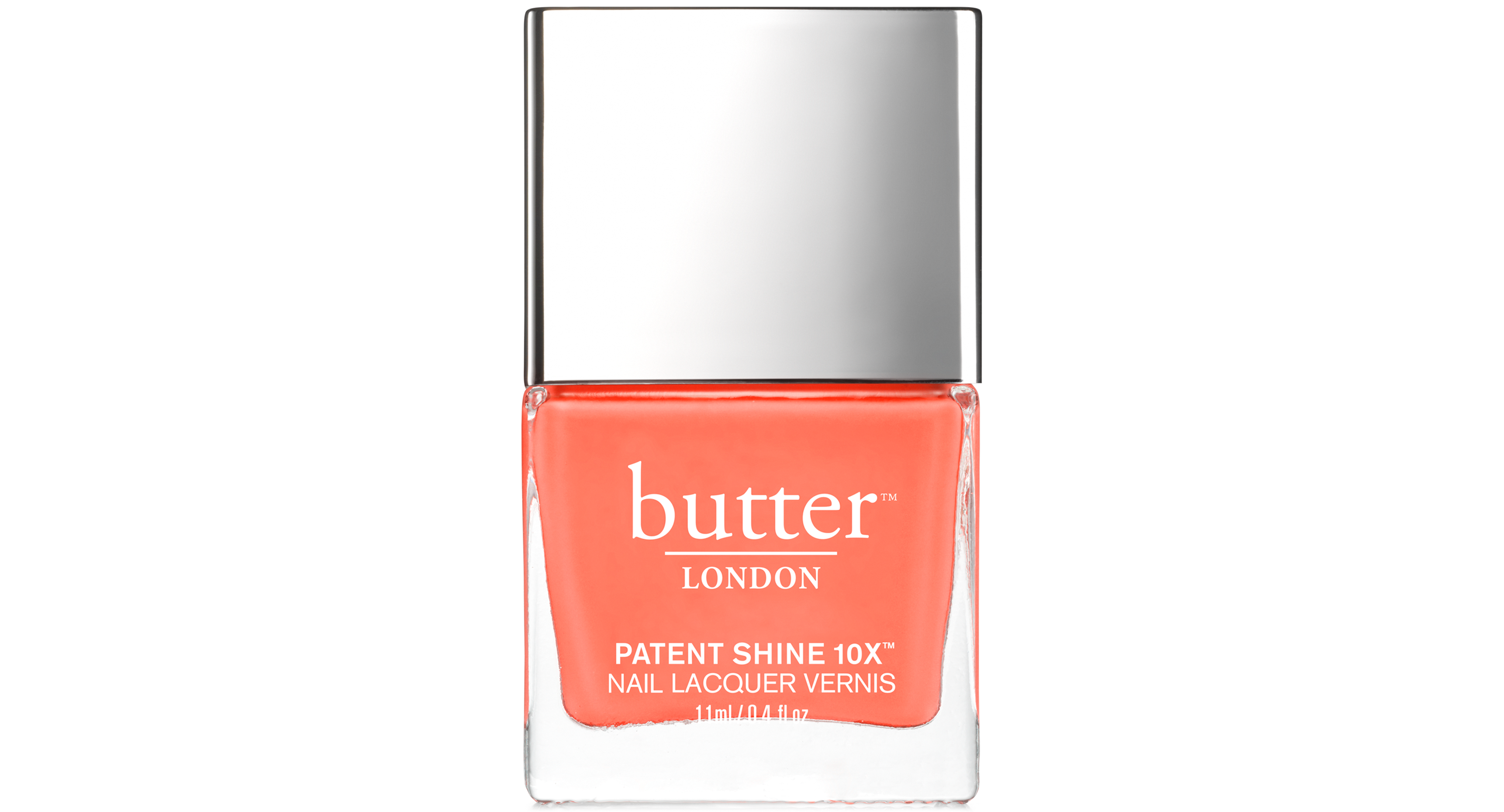 butter London Patent Shine 10X Nail Lacquer - Jolly Good