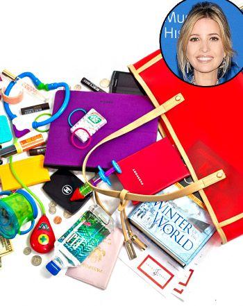 9d9a5a5ed72 Ivanka Trump  What s In My Bag    It s in the bag...   Bags, My bags ...