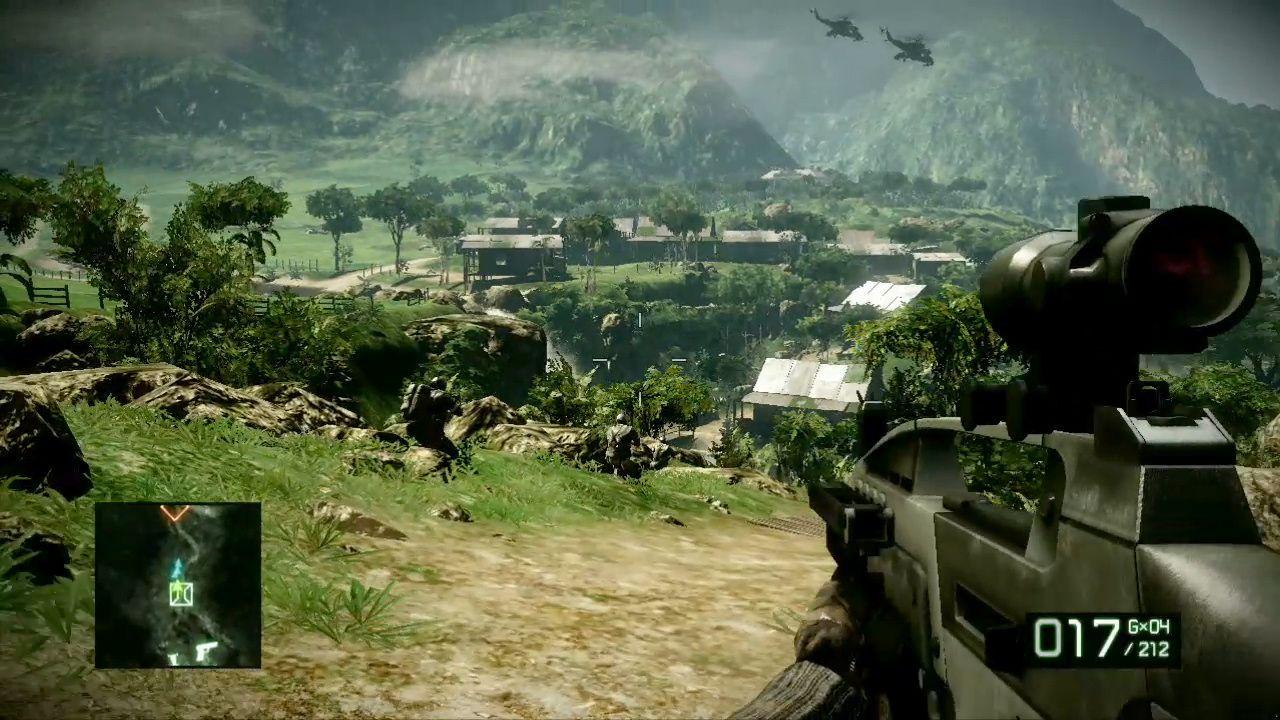 2010 Battlefield Bad Company 2 PC