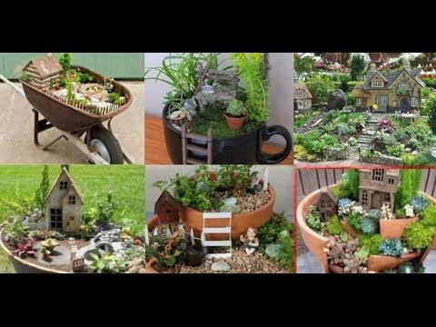 Como Hacer Jardines Sobre Troncos De Arboles Decorativos Hogar Tv - Troncos-de-arboles-decorativos