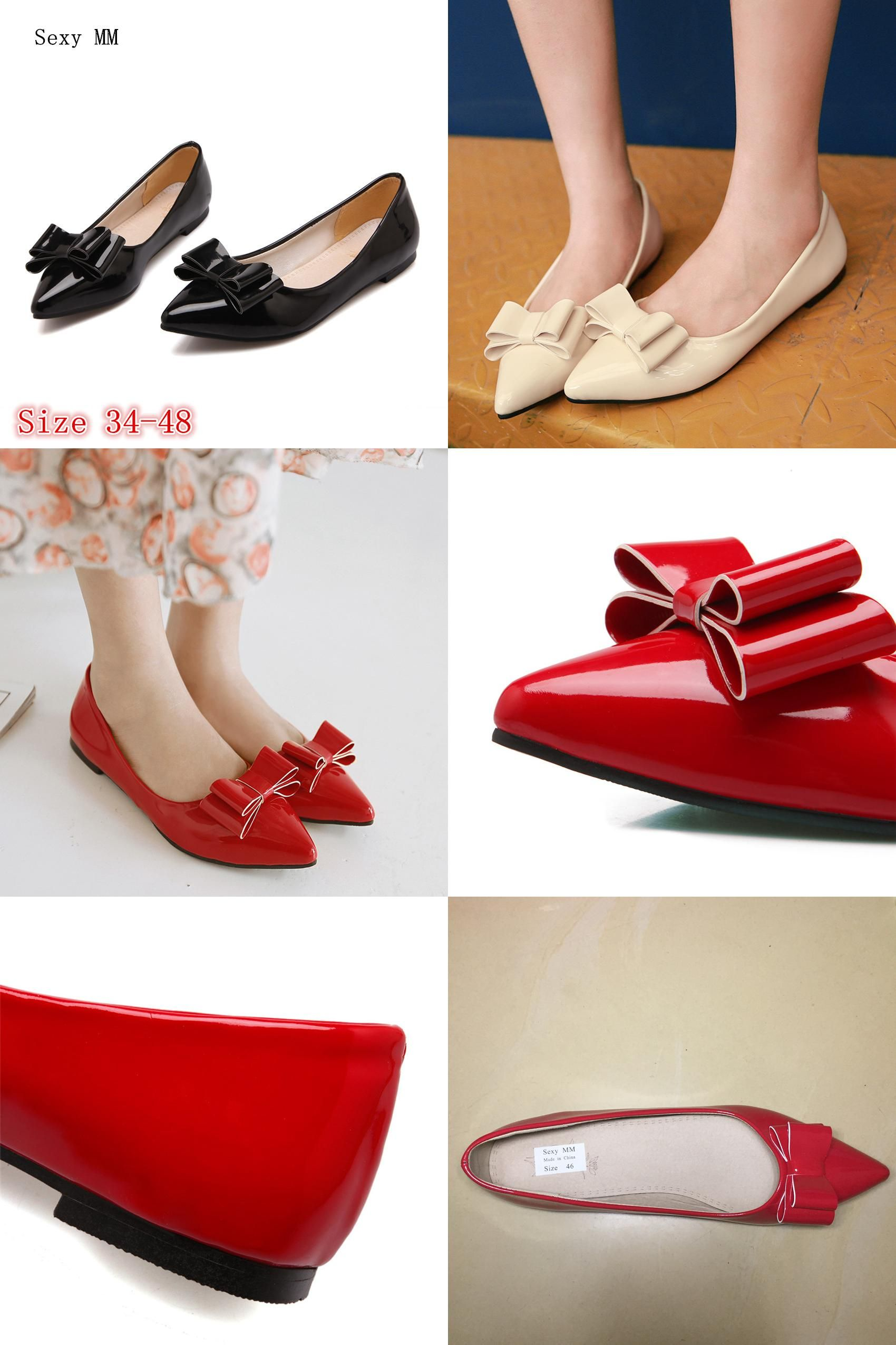 2018 Women Summer Sexy Round Toe Breathable Flats Lace Up Rivet Beach Sandals Plus Size34-43 Boho Casual Flat Shoes 100% guaranteed online OmywGMvZ0