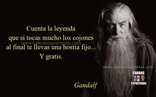 Leyenda Antigua Y Verdadera De Gandalf Gandalf Leyendas Y