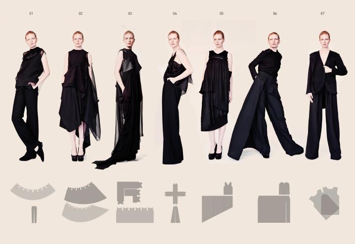 Jin Kay Designer 10 In Praise Of Shadows Fashion Union Fashion Design