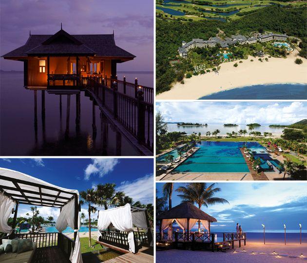 Malaysia Beach Resorts: Malaysia's Best Luxury Hotels