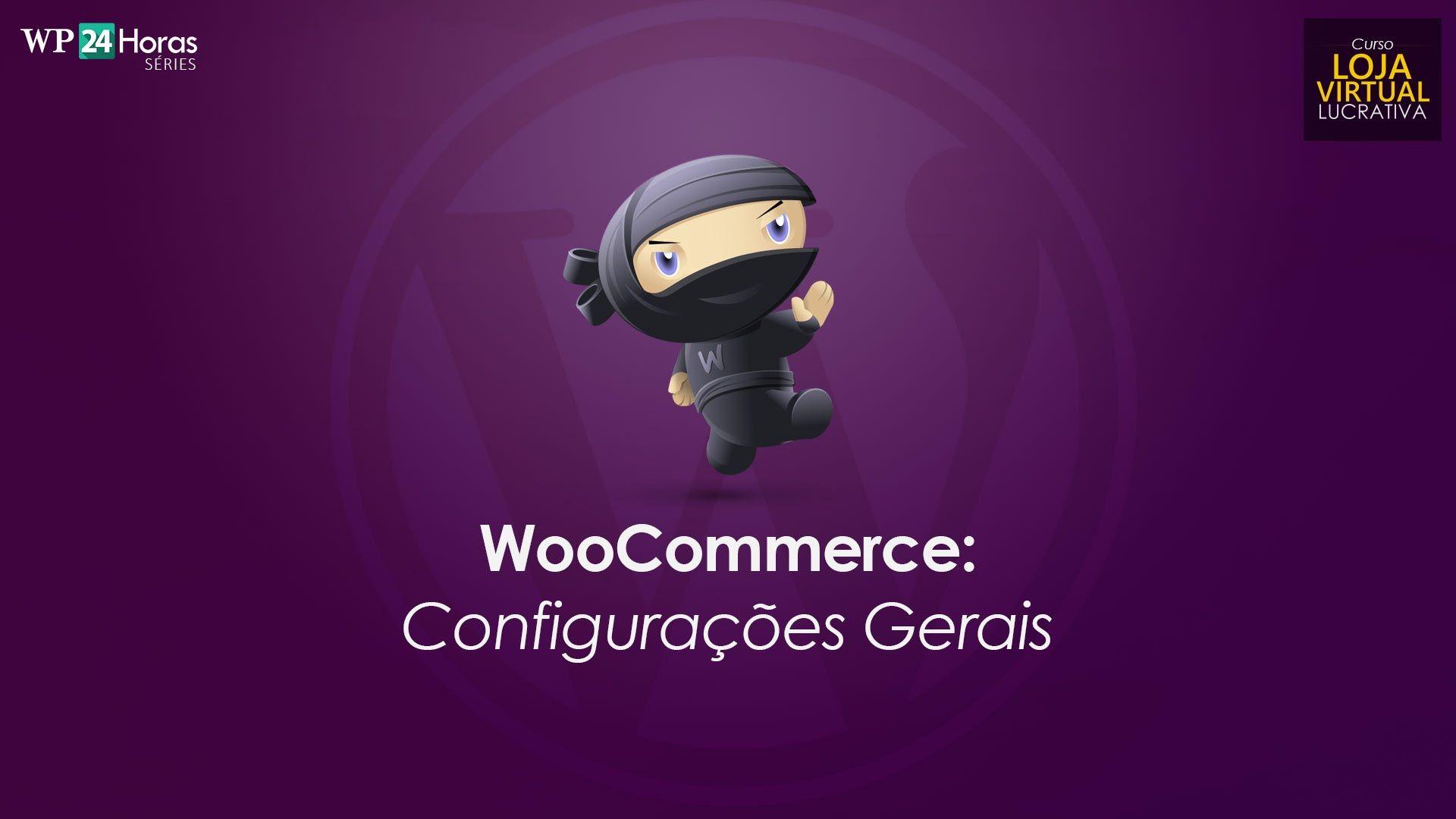Este é mais um vídeo da série: WooCommerce: Criando Lojas Virtuais no WordPress…