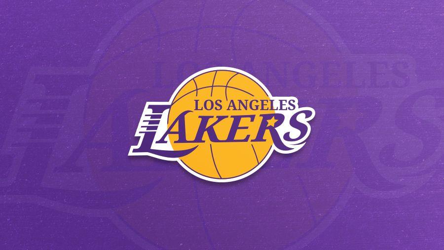 NBA Logo Redesign  Los Angeles Lakers on Behance  Logo