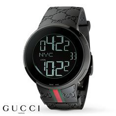 Gucci for men Jared Gucci Mens Watch IGucci YA114207 Husband
