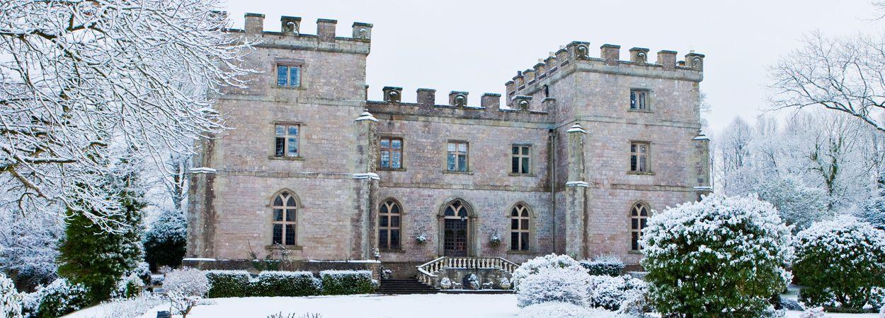 Fairytale Castle Venue in Gloucestershire   Clearwell ...