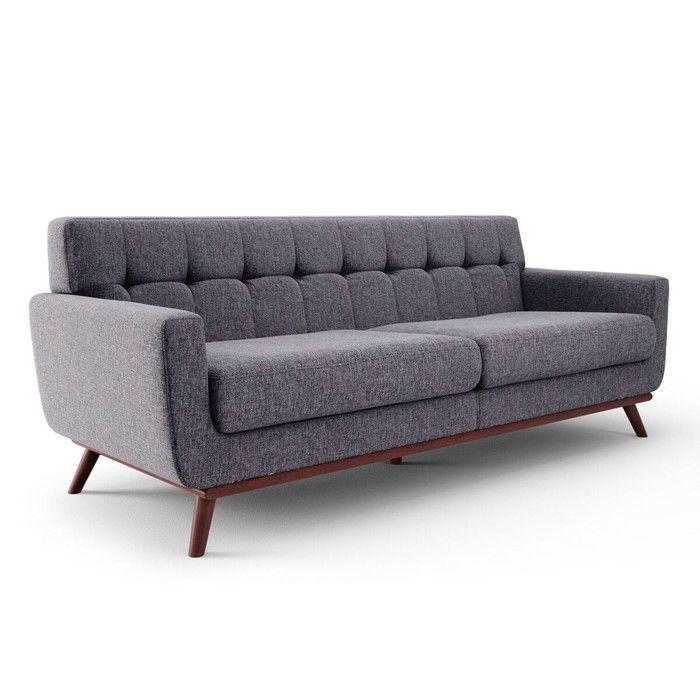 Spiers Sofa Review King Jasper Corrigan Studio Hill Reviews Wayfair