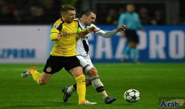 Hat Trick Delights Reus Tuchel In Dortmund S Record Dortmund Records Reus