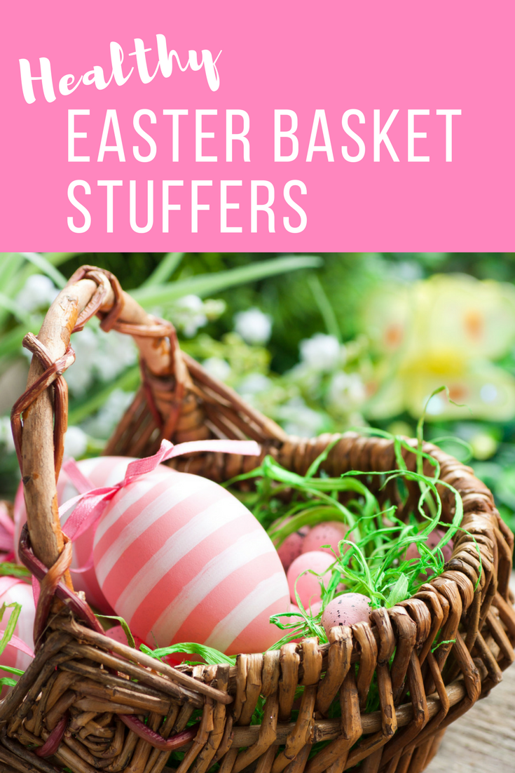 Check Out These Fun Healthy Easter Basket Stuffers Healthytreats Easter Basket Tags Unique Easter Baskets Unique Easter