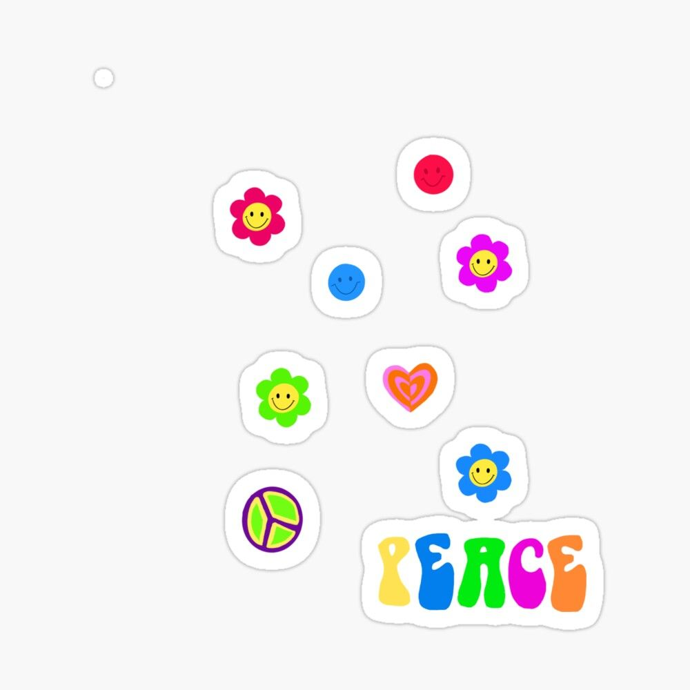 Indie Kid Sticker Pack Sticker By Cut3stick3rs In 2020 Indie Kids Kids Stickers Indie Drawings