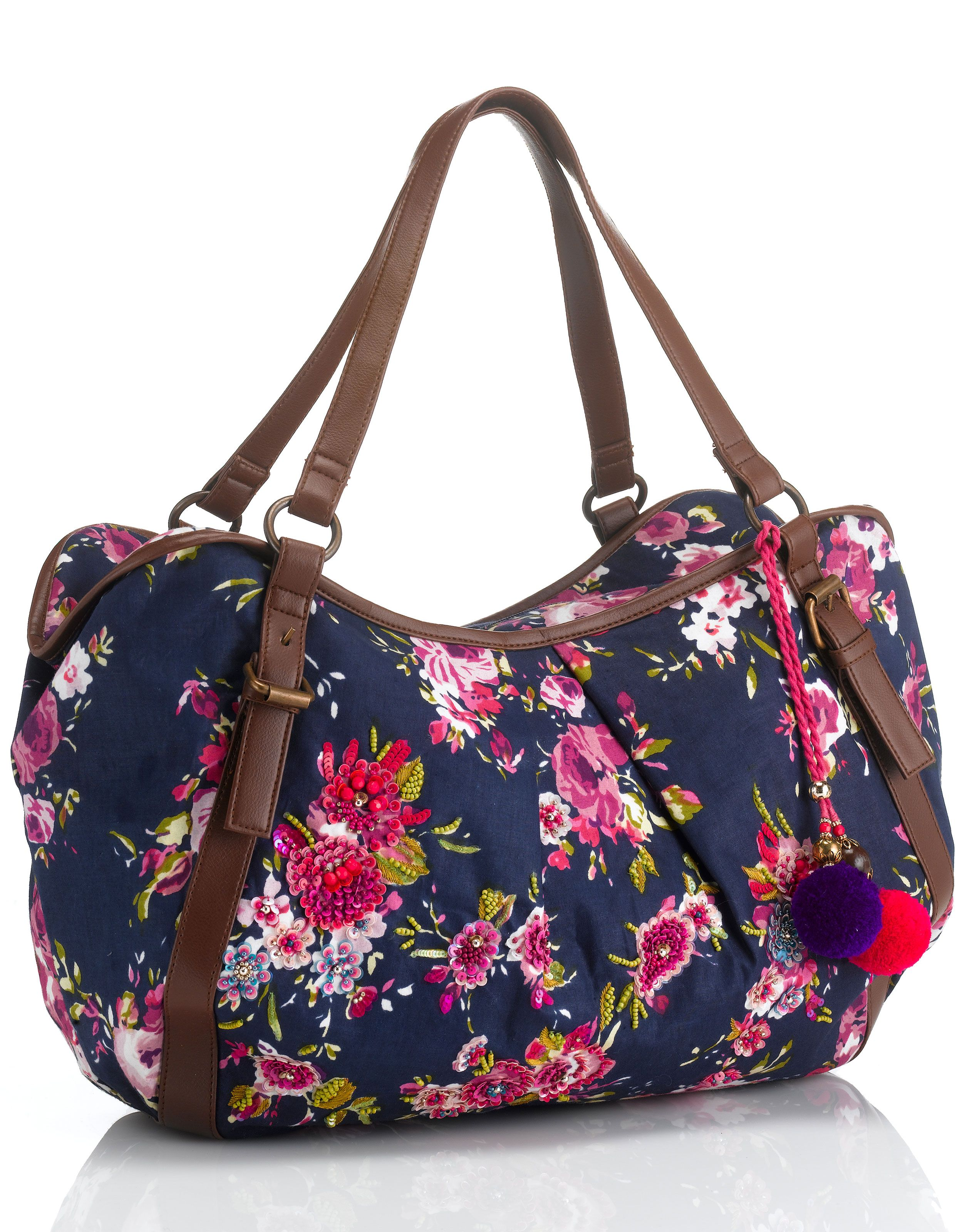 Fl Navy Bag Monsoon With Images