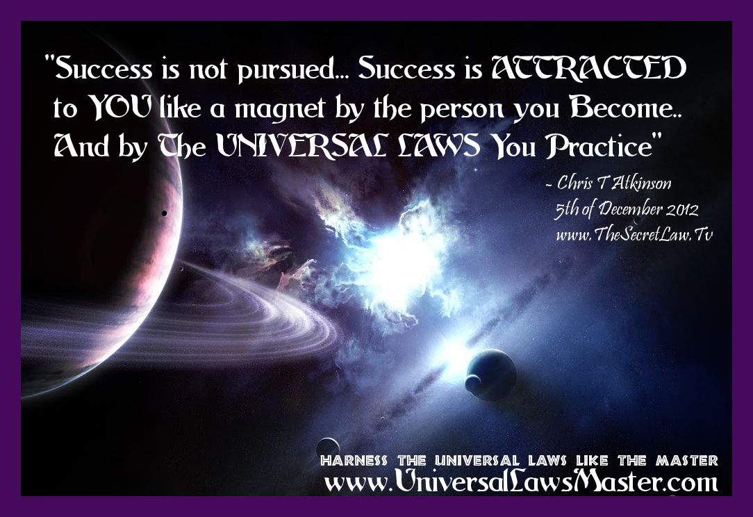 12 universal laws of success pdf